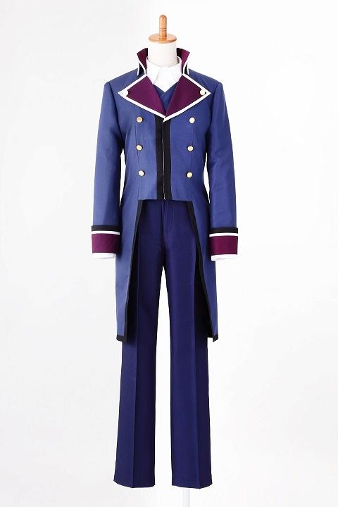 劇場版 K 《セプター4》隊士服 コスプレ衣装-higashi2239