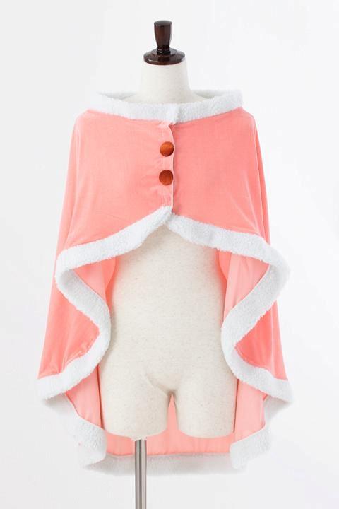 魔法少女まどか☆マギカ 百江なぎさのケープ コスプレ衣装-higashi2249 1