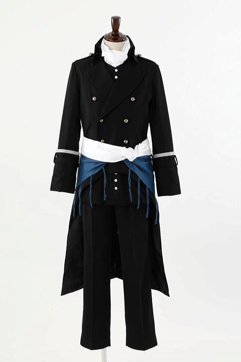 薄桜鬼 斎藤一の衣装/洋装 コスプレ衣装-higashi2262