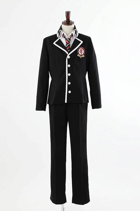 青の祓魔師 正十字学園制服/男子 コスプレ衣装-higashi2271 1