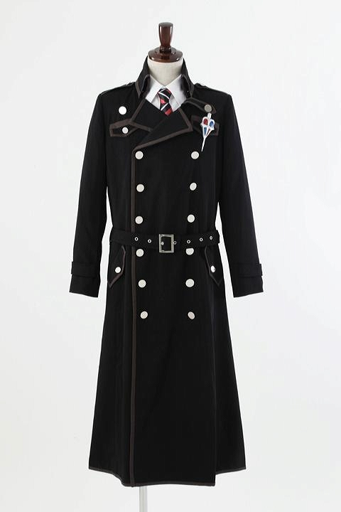 青の祓魔師 祓魔師の衣装/雪男バージョン コスプレ衣装-higashi2272