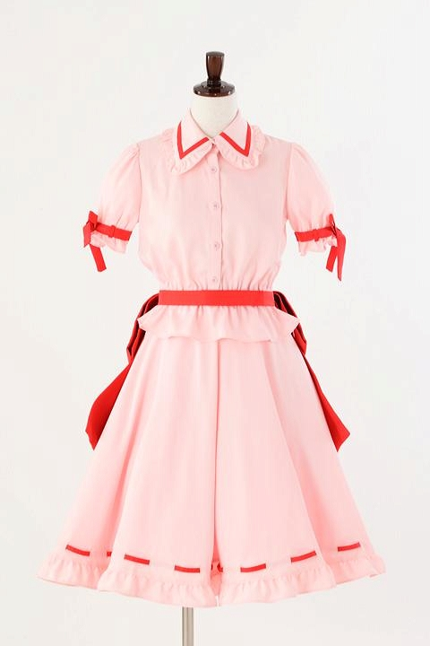 東方Project レミリア・スカーレットの衣装 コスプレ衣装-higashi2273