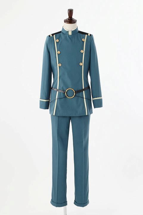 放課後のカリスマ セントクレイオ学園制服/男子冬服 コスプレ衣装-higashi2276