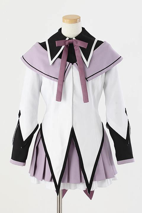 魔法少女まどか☆マギカ 暁美ほむらの衣装/魔法少女  コスプレ衣装-higashi2278