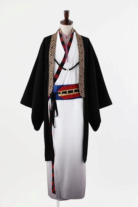薄桜鬼 風間千景の衣装/和装 コスプレ衣装-higashi2279
