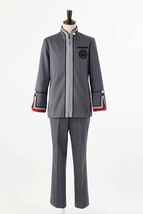 緋色の欠片 紅陵学院高校制服/男子  コスプレ衣装-higashi2284