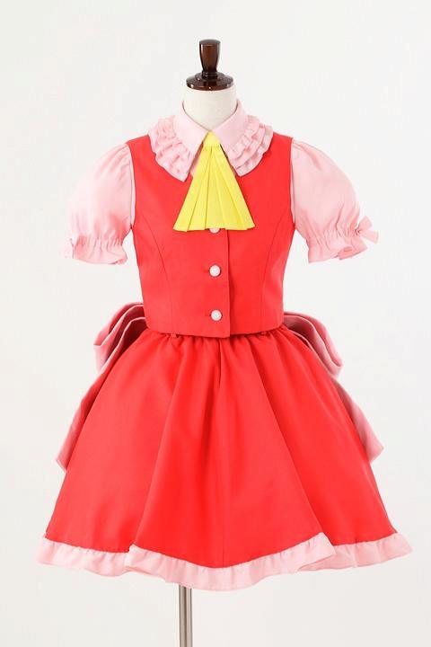 東方Project フランドール・スカーレットの衣装/ コスプレ衣装-higashi2289
