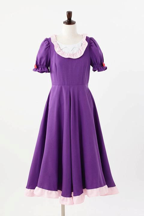 東方Project 八雲紫の衣装/ コスプレ衣装-higashi2290