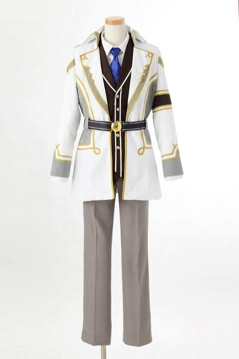 神々の悪戯 神々の学校制服/男子ジャケットセット コスプレ衣装-higashi2293