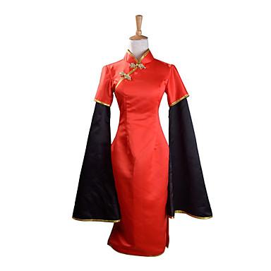 初音ミク チャイナドレスコスプレ衣装-hgschuyin0006