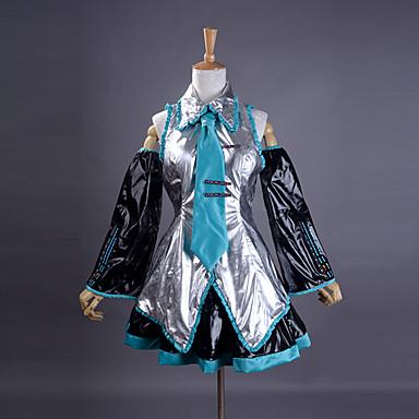 VOCALOID 初音ミク コスプレ衣装-hgschuyin0032