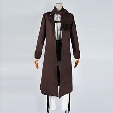 進撃の巨人 反撃の翼 リヴァイ 兵長 特別夜戦機動兵 コスプレ衣装-hgssingeki0011