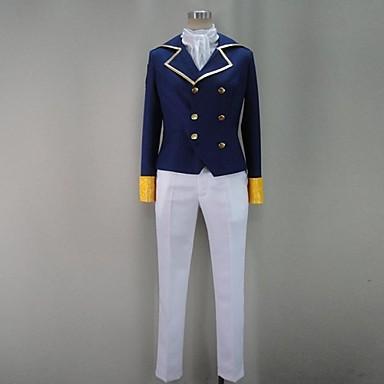 進撃の巨人 反撃の翼 リヴァイ 兵長 コスプレ衣装-hgssingeki0029