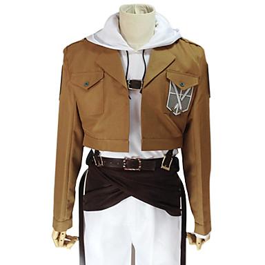 進撃の巨人 反撃の翼 リヴァイ 兵長 コスプレ衣装-hgssingeki0030