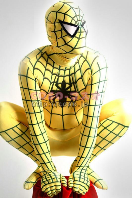 ゴールデン ライクラ素材―1taitsu0006