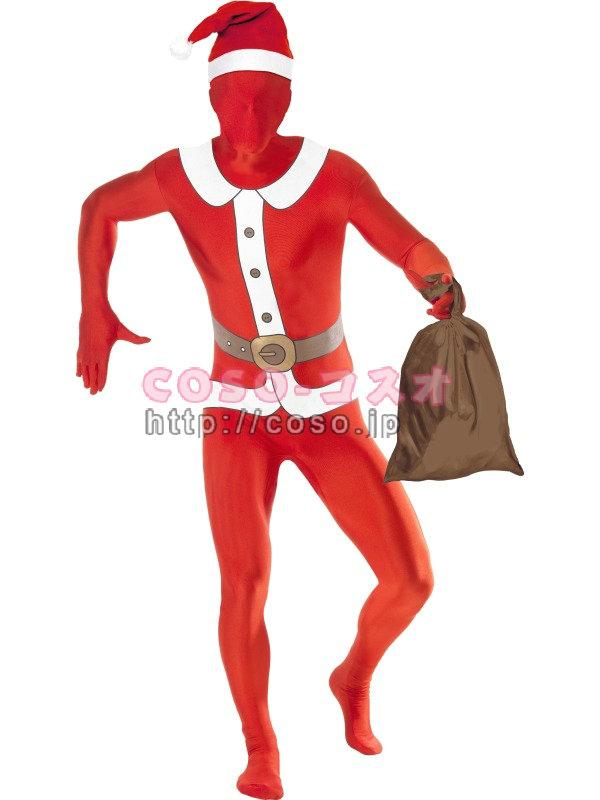 クリスマス通販 レッド かっこいいサンタクロース ゼンタイ 帽子をプレゼントに!―3taitsu0149