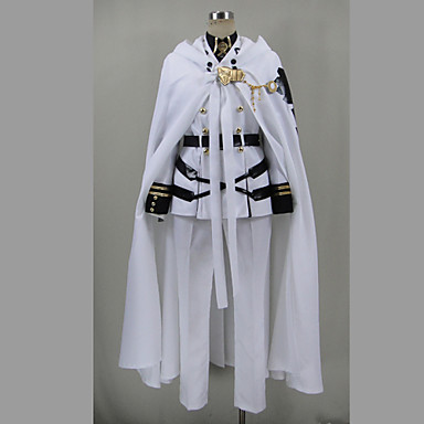 終わりのセラフ 百夜ミカエラ(ひゃくや ミカエラ)コスプレ衣装-hgsowarino0003 1