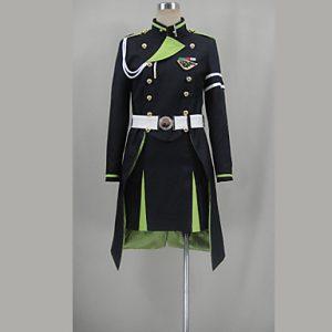 終わりのセラフ 花依小百合 コスプレ衣装-hgsowarino0004