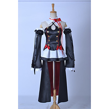 終わりのセラフ 女王 クルル・ツェペシ コスプレ衣装-hgsowarino0011 1