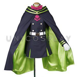 終わりのセラフ 雪見時雨(ゆきみ しぐれ) コスプレ衣装-hgsowarino0016