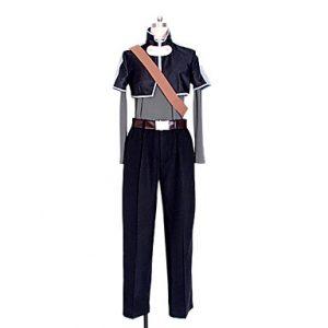 ソードアート・オンライン アスナ 血盟騎士団 コスプレ衣装-hgssotoa0047