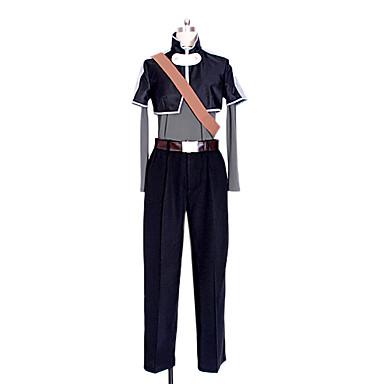 ソードアート・オンライン アスナ 血盟騎士団 コスプレ衣装-hgssotoa0047 1