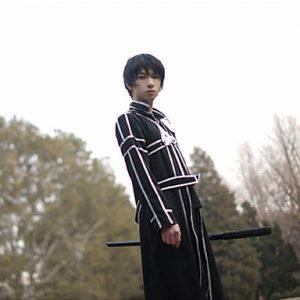 ソードアート キリト桐ヶ谷和人(きりがや かずと) コスプレウィッグ-hgssotoa0076
