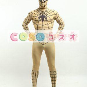全身タイツ スパイダーマン風 新作 コスチューム衣装―taitsu-tights0827