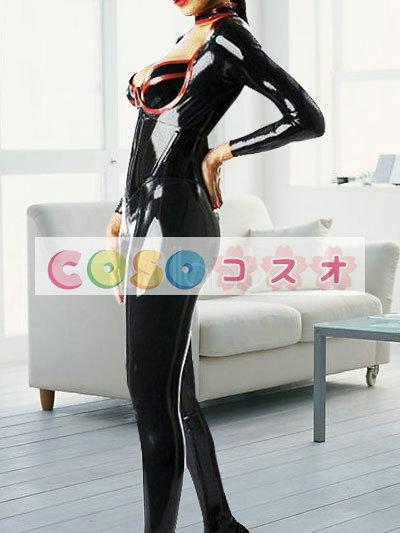 コスチューム衣装 オーダーメイド可能 セクシー ブラック ―taitsu-tights0153 1