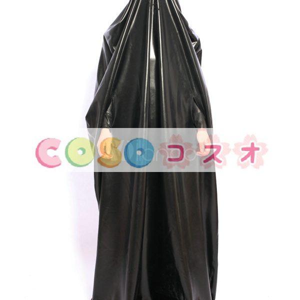 ラテックスドレス,ブラック コスチューム コスプレ 仮装パーティー―taitsu-tights0274 1