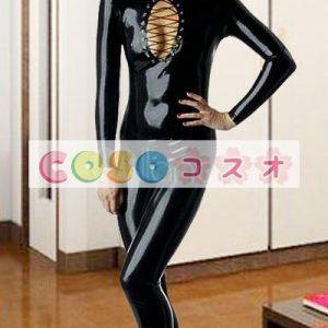 全身タイツ,女性用 キャットスーツ コスチューム 仮装 ブラック―taitsu-tights0575