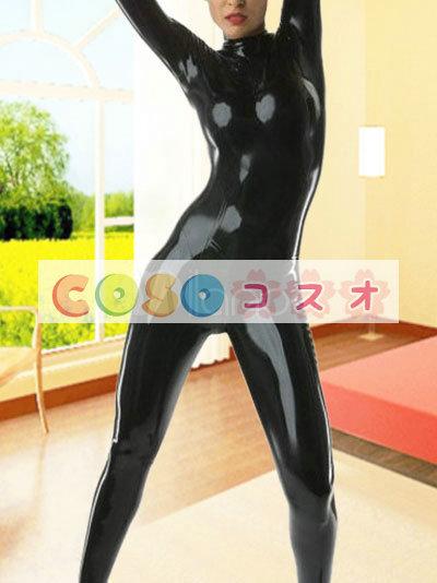 コスチューム衣装 ブラック セクシー オーダーメイド可能 仮装パーティー―taitsu-tights0038 1