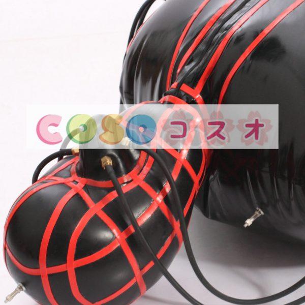 コスチューム衣装 全身タイツ メタリック ブラック レオタード ジャンプスーツ 大人用 女性用 ―taitsu-tights0146 1