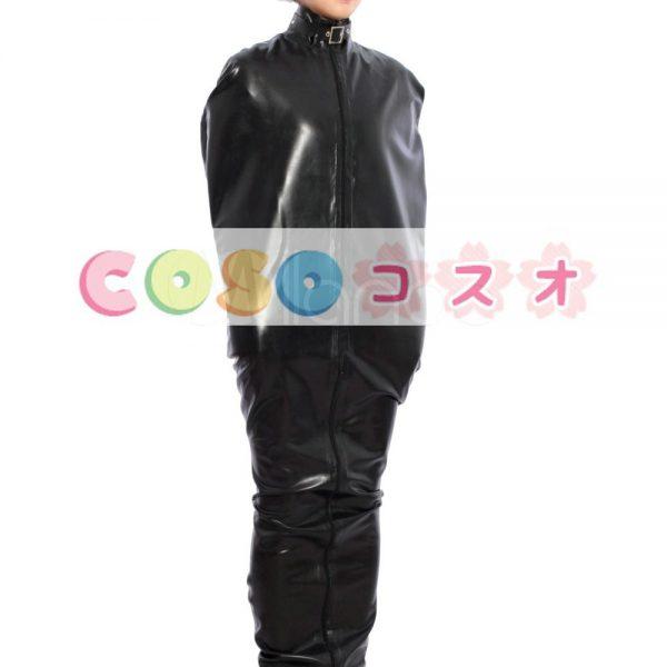 コスチューム衣装,ブラック キャットスーツ 男女兼用 大人用 ハロウィン 仮装 ―taitsu-tights0253 1