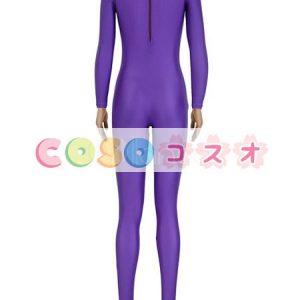 ライクラタイツ ロイヤルパープル ノベルティ ライクラ・スパンデックス 大人用 女性用 ―taitsu-tights0907