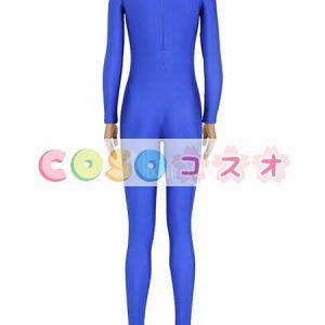 ライクラタイツ ブルー ライクラ・スパンデックス ノベルティ 女性用 大人用 ―taitsu-tights0908