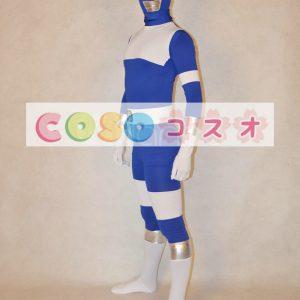 全身タイツ,ユニセックス スーパー戦隊シリーズ カラーブロック 仮装コスチューム ―taitsu-tights1055