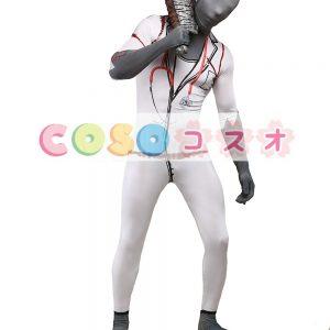 全身タイツ,ユニセックス 大人用 大人気 コスチューム カラーブロック 開口部のない全身タイツ ―taitsu-tights1200