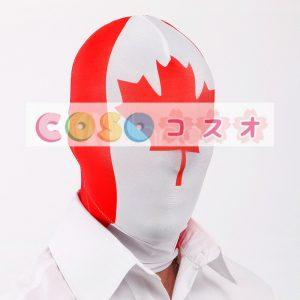 全身タイツアクセサリー,マスク 開口部がない 仮装コスチューム 変装パーティー―taitsu-tights1403