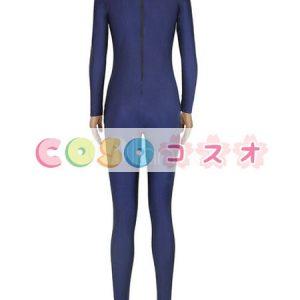ライクラタイツ ブルー ノベルティ ライクラ・スパンデックス 大人用 女性用 ―taitsu-tights1566