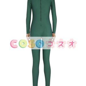 ライクラタイツ グリーン ライクラ・スパンデックス 大人用 女性用 ノベルティ ―taitsu-tights1567