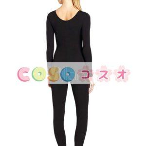 ライクラタイツ ブラック ライクラ・スパンデックス ノベルティ 女性用 大人用 ―taitsu-tights1582