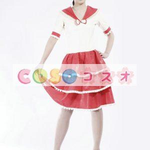 ラテックスドレス,ホワイト&レッド ティアド ファッション コスチューム ボディコン ―taitsu-tights0787
