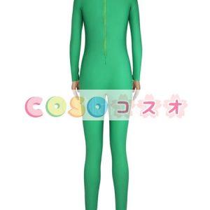 ライクラタイツ グリーン ライクラ・スパンデックス 大人用 女性用 ノベルティ ―taitsu-tights1576