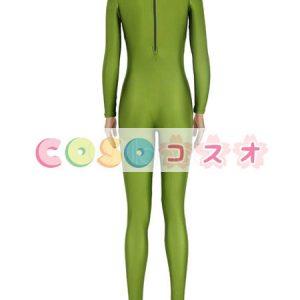 ライクラタイツ グリーン ライクラ・スパンデックス ノベルティ 女性用 大人用 ―taitsu-tights1578
