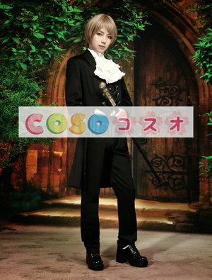 ロリータ衣装,王子 ゴシック 貴族 コスプレ 仮装 高品質 ―Lolita0858 1