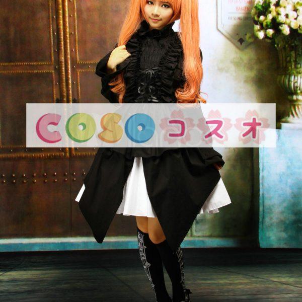 ロリータ服 オーダーメイド可能 ゴシック 高品質 ―Lolita0866 1