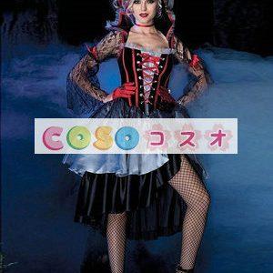コスチューム衣装,ハロウィン 吸血鬼 女性用 大人用 セクシー 仮装 コスプレ―festival-0220
