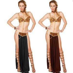 エジプト クレオパトラ  セクシー   ダンス アリュール  ドレス オブ スローンズ-halloween-trz0725-0368