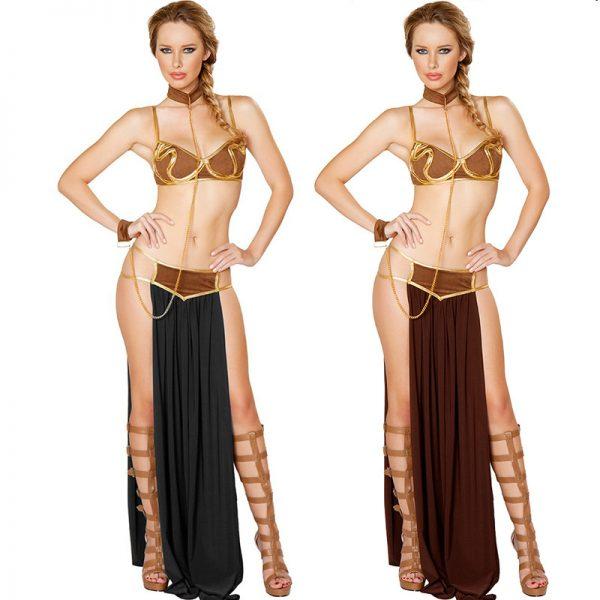 エジプト クレオパトラ  セクシー   ダンス アリュール  ドレス オブ スローンズ-halloween-trz0725-0368 1
